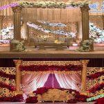 Exclusive Wedding Roman Pillar Stage Atlanta