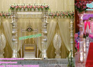 Gorgeous Wedding Devdas Mandap Set Fiji