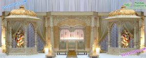 Grand Wedding Event Rajwada Mandap USA