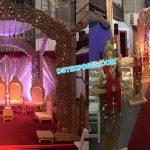 Gujarati Wedding Wooden Mandap Manufacturer