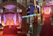 Gujarati Wedding Wooden Mandap Manufacturer