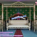 Muslim Wedding Mehndi Function Swing Set