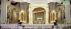 Traditional Wedding Radha Krishna Palace Mandap
