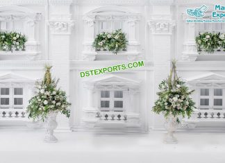 Asian Wedding Window Back-Frames Switzerland