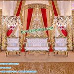 Designer Wedding Event Golden Frames London
