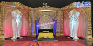 Eminent Bollywood Wedding Stage California