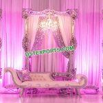 Eminent Wedding Stage Back Frames Panels