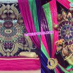 Muslim Sangeet Stage Designer Backdrops Curtains