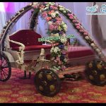 Royal Wedding Dulhan Entry Mini Buggy