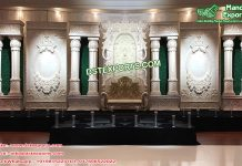 Top Asian Wedding Stage Back-frames