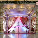 Traditional Indian Wedding Devdas Mandap 2020