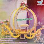Best Bridal Entry Cinderella Carriage