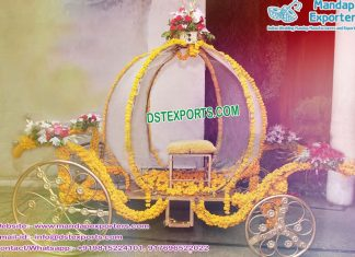 Best Bridal Entry Cinderella Carriage
