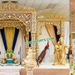 Bollywood Radha Krishna Wedding Mandap UK