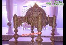 Latest Moroccan Style Bride Entry Palki