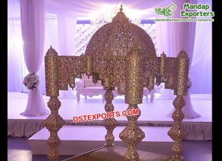 Latest Moroccan Style Bride Entry Palki