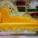 Royal Asian Wedding French Style Chaise/Sofa
