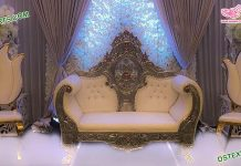 Royal Wedding Event Furniture Set Ontario