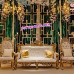 Trending Wedding Metal Candle Back Walls