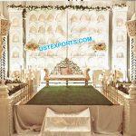 Victorian Wedding Fiber Jhrokha Stage London