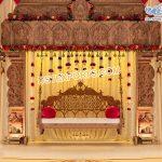 Wedding Wooden Manavarai Swing Jhula