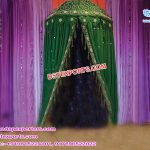 Afghani Heena Function Umbrella Decoration