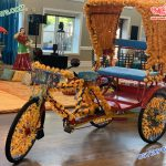 Classical Wedding Entrance Rickshaw USA