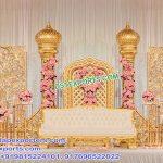 Modern Wedding Stage Decoration Dubai