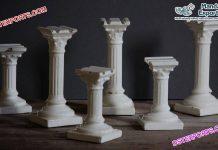 Latest Roman Wedding Pillar Collection