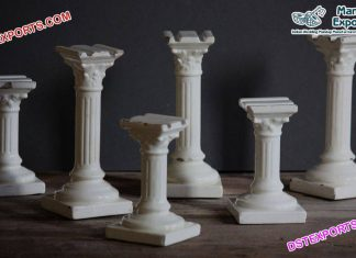 Latest Roman Wedding Pillar Collection