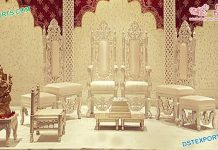 Latest Wedding Mandap Chair Set