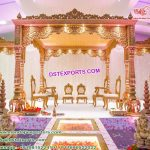 Maharaja Look Wedding Mandap Sydney