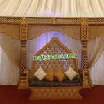 Marvelous Muslim Walima Stage Decoration UK