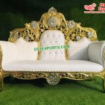 Modern Wedding Stage Maharaja Couch London