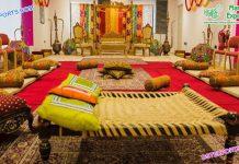 Muslim Heena Night Stage Decoration