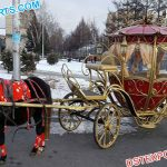 Pumpkin Style Cinderella Carriage Manufacturer