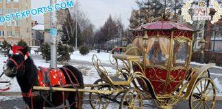 Pumpkin Style Cinderella Carriage Manufacturer