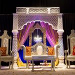 Trending Wedding Stage Decoration UK