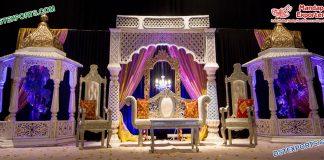 Trending Wedding Stage Decoration UK