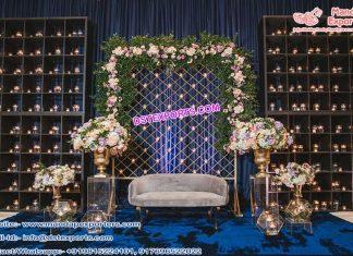 Unique Designed Candle Walls For Wedding Decor