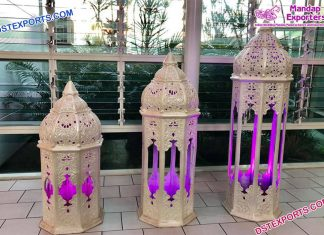 Arabic Wedding FRP Moroccan Lamps USA