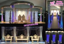 Dream Wedding Plazzo Crystal Mandap Austria