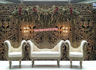 Eminent Wedding FRP Backdrop Frames Panels