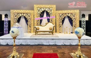 Exclusive Design Wedding Stage Back Frames