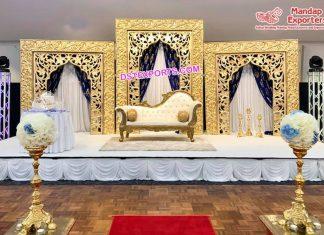 Exclusive Design Wedding Stage Back Frames
