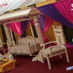 Gujarati Wedding Maharaja Swing Jhula Set