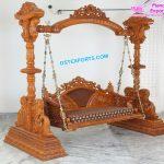 Gujarati Wedding Wooden Handicraft Swing