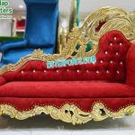 Luxurious Wedding Italian Couch For Wholesale