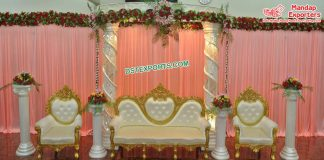 Newly Designed Wedding Stage Furniture UK