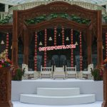 Premium Quality Wooden Wedding Mandap